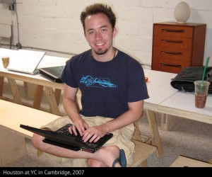Drew Houston at Y-Combinator