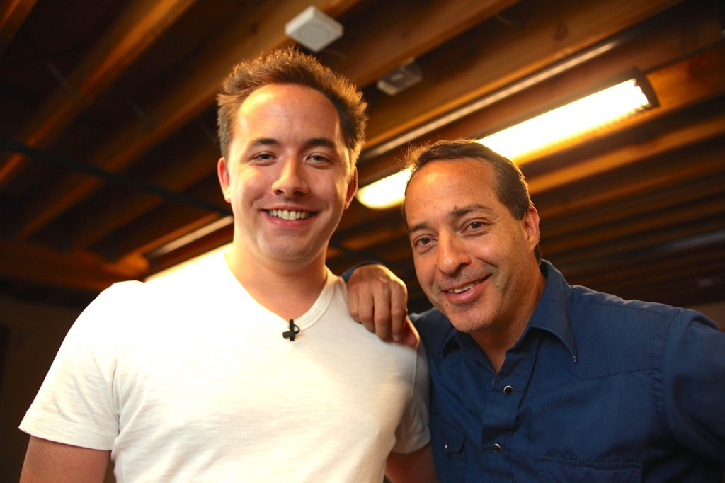 Drew Houston of Dropbox and Lyn Graft of Storytelling for Entrepreneurs