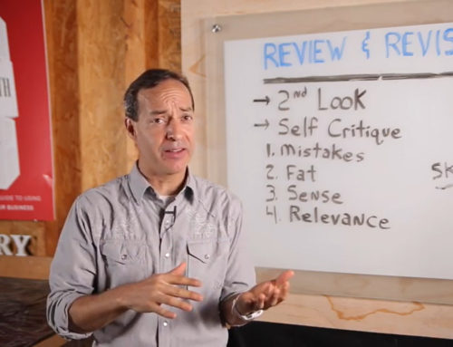Why You Need to Review & Edit Your Story Before Others See It – 029