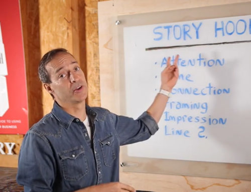 What is a Story Hook and Why You Need it as an Entrepreneur – 032