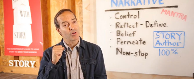 Controlling the Narrative as a Startup Founder During Crisis - 053